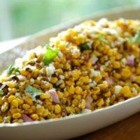 Charred Mexican Corn Salad Recipe