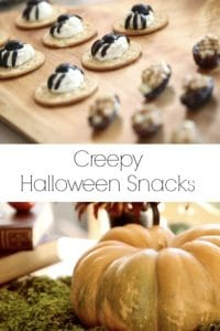 Bug Bites for a Halloween Party for Adults