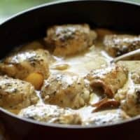 One Pot Chicken and Potatoes Recipe
