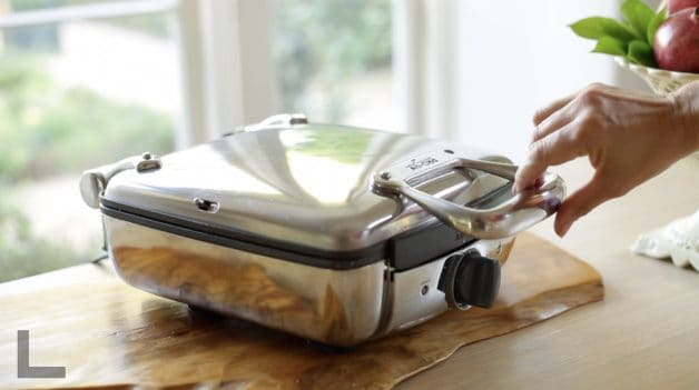 All Clad Belgian Waffle Iron. One f 15 Gifts for Foodies