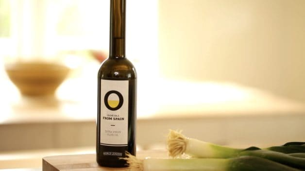 Olive Oil From Spain used in Make Ahead Breakfast Bakes