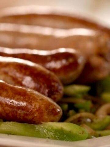Sausage and Pepper Recipes