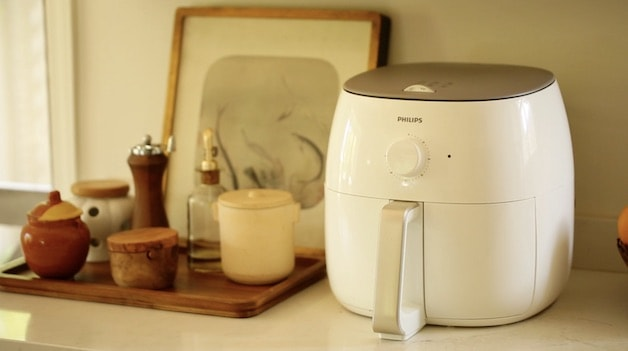 Philips Air Fryer HD9630 on a counter