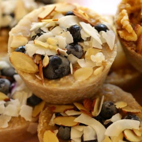 Make Ahead Oatmeal Cups