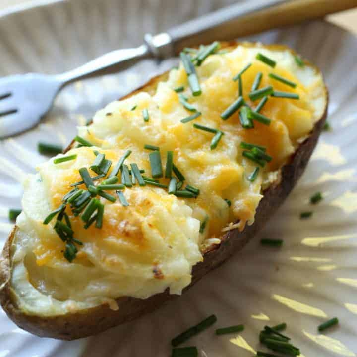 Twice Baked Potato Recipe Entertaining With Beth