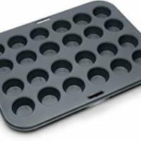 Fox Run 4486 Mini Muffin Pan, 24-Cup, Preferred Non-Stick