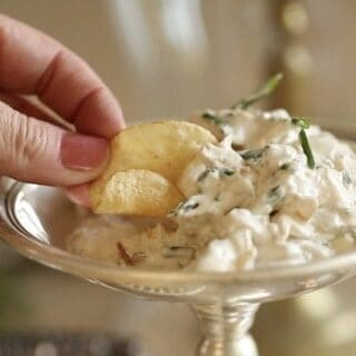 Sour Cream And Caramelized Onion Dip