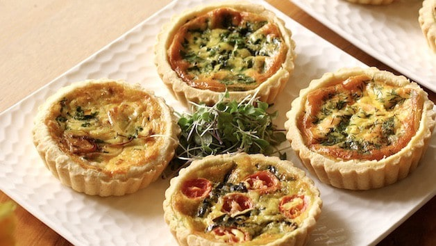 Mini Quiche Recipe Entertaining With Beth